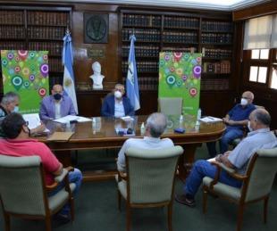 foto: Desde Gobierno indican que se firmará el acuerdo con los gremios docentes