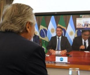 foto: Jair Bolsonaro llegará a la Argentina el 26 de marzo
