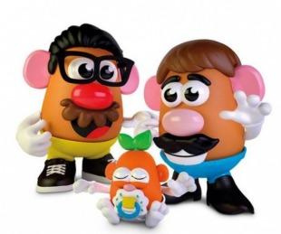 foto: El popular juguete Señor Cara de Papa pasará a tener género neutro