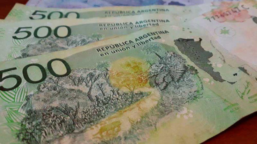 Arrancó el pago de Becas y Pensiones no contributivas