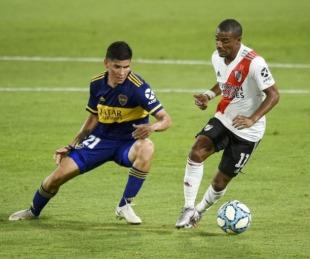 foto: Fútbol: confirman la fecha del Superclásico entre Boca y River