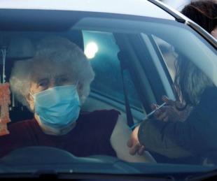 foto: Mayores de 65: a partir de mañana darán turnos en un vacunatorio