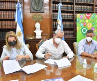 foto: Los principales puntos del acuerdo firmado entre docentes y Gobierno