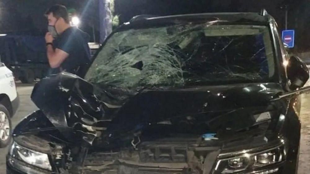 Un ex arquero argentino atropelló y mató un hombre sobre Ruta 2