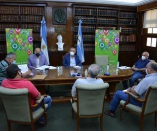 foto: Mesa paritaria docente: En busca de acuerdo retoman el diálogo