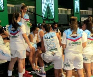 foto: Corrientes Básquet mostró un buen juego pero perdió sobre el final