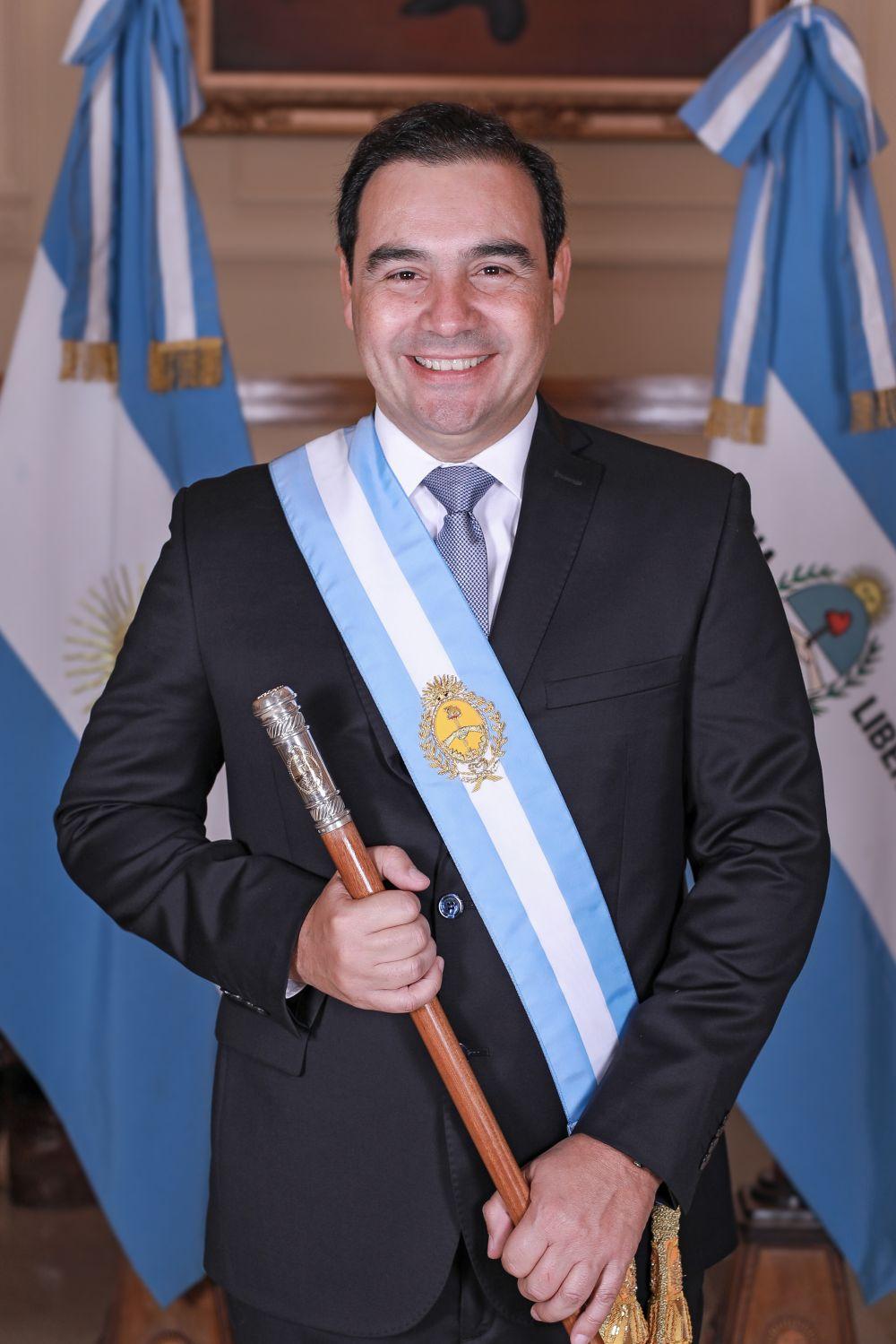 Gustavo Valdés inaugura un nuevo período de sesiones ordinarias