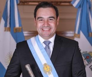 foto: Gustavo Valdés inaugura un nuevo período de sesiones ordinarias