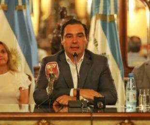 foto: Gustavo Valdés anunció un incremento en la Ayuda Escolar