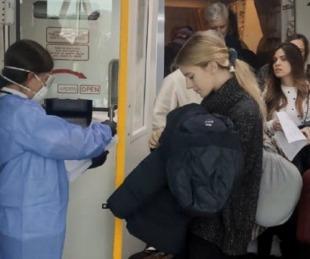 foto: Hace un año llegaba a la Argentina el primer infectado con coronavirus