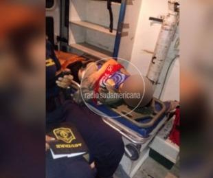 foto: Video: una joven fue rescatada del Río Paraná por pescadores