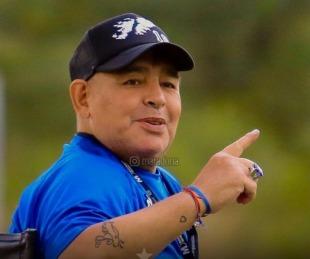 foto: La historia detrás del tatuaje que Maradona compartía con Claudia, Dalma y Gianinna