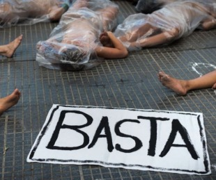 foto: Hubo 47 femicidios en los primeros dos meses del año
