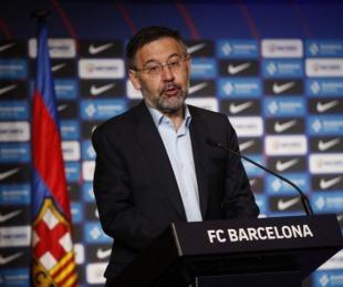 foto: Detuvieron a Josep María Bartomeu por el BarçaGate