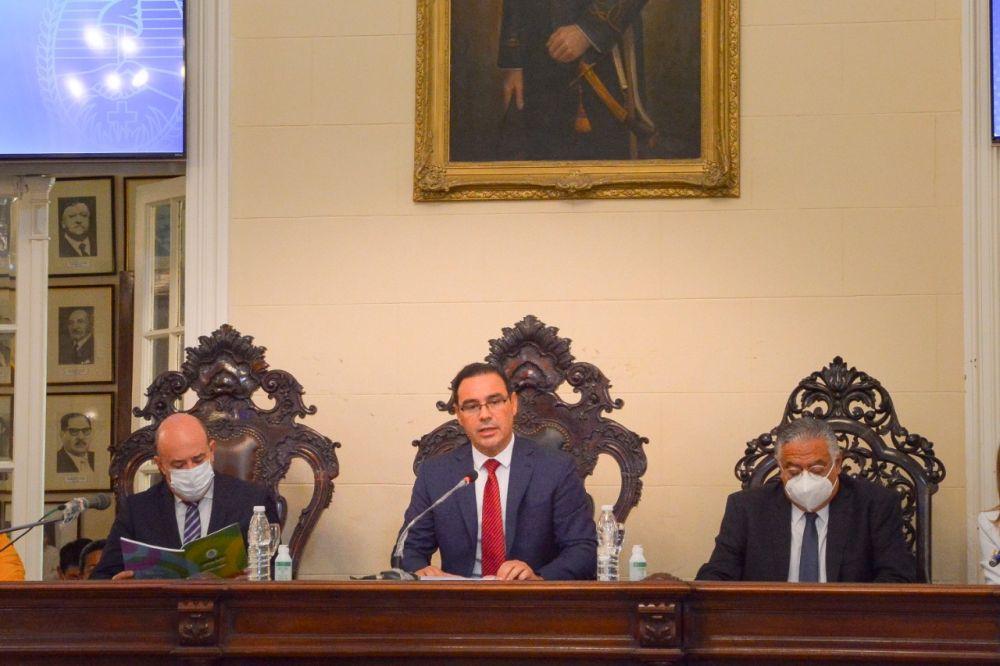 Apertura de Sesiones: las frases destacadas del discurso de Valdés
