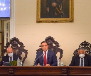 foto: Apertura de Sesiones: las frases destacadas del discurso de Valdés