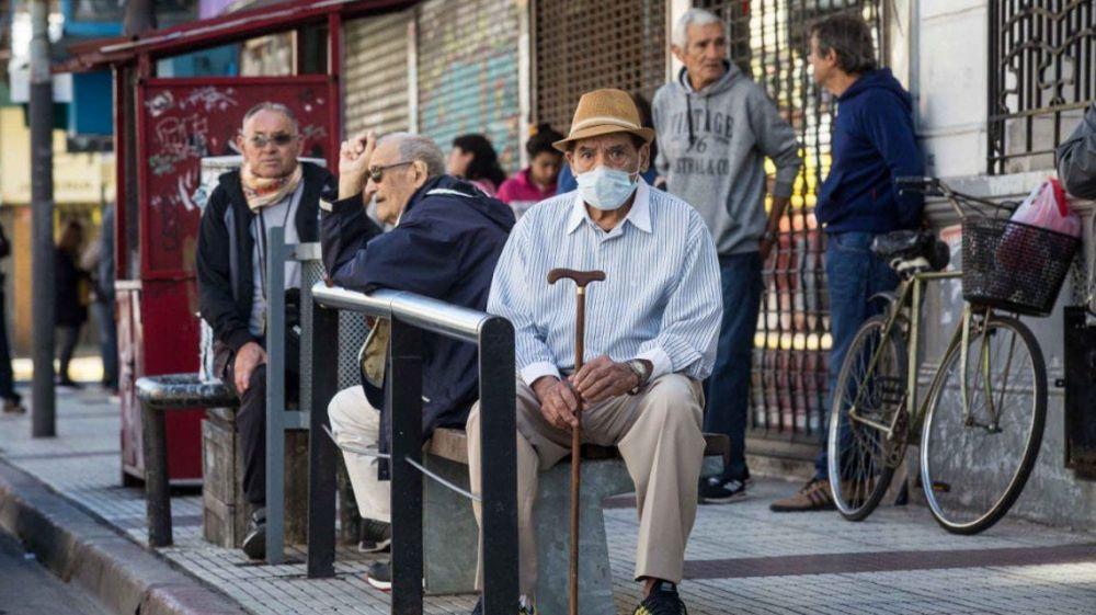 Oficializaron el aumento del 8,07% en las jubilaciones