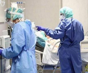 foto: Murieron 112 personas y 4.658 diagnosticadas con covid en el país