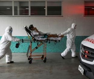 foto: La variante brasileña infecta a quienes ya tuvieron COVID-19