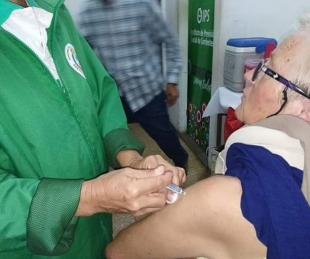 foto: El IPS se suma al plan de vacunación contra el COVID-19 en Corrientes