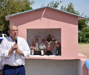 foto: Lomas del Mirador: Tassano inauguró el 73º espacio recuperado