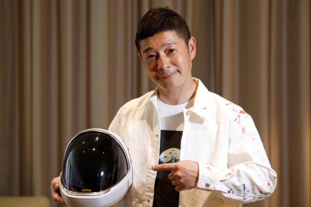 Un magnate japonés busca a ocho personas para viajar a la luna