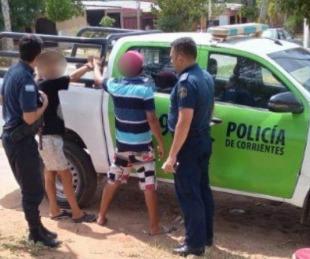 foto: Robaron una bicicleta, la ofrecían por Facebook y fueron detenidos