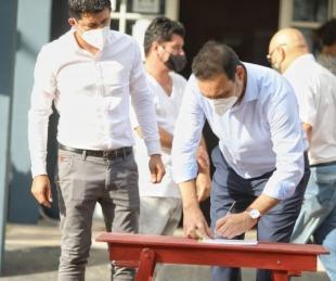 foto: Provincia realizará importantes obras viales en Tapebicuá