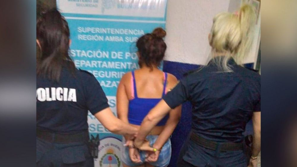 Una mujer fue detenida por prostituir a sus 4 hijas menores en Quilmes