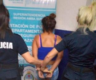 foto: Una mujer fue detenida por prostituir a sus 4 hijas menores en Quilmes