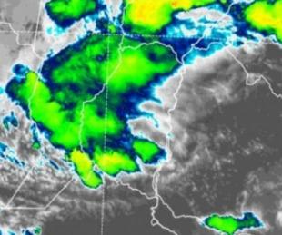 foto: Alerta por tormentas fuertes para Corrientes y localidades del interior