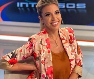 foto: Virginia Gallardo le hizo frente a las críticas por su incorporación a Intrusos