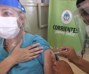 foto: Ratifican la vacunación sólo a mayores de 65, docentes y policías