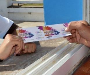 foto: Paso de los Libres: entregarán 1.200.000 boletos gratuitos a estudiantes