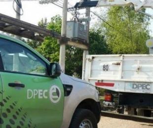 foto: Habrá cortes de energía en tres localidades del interior