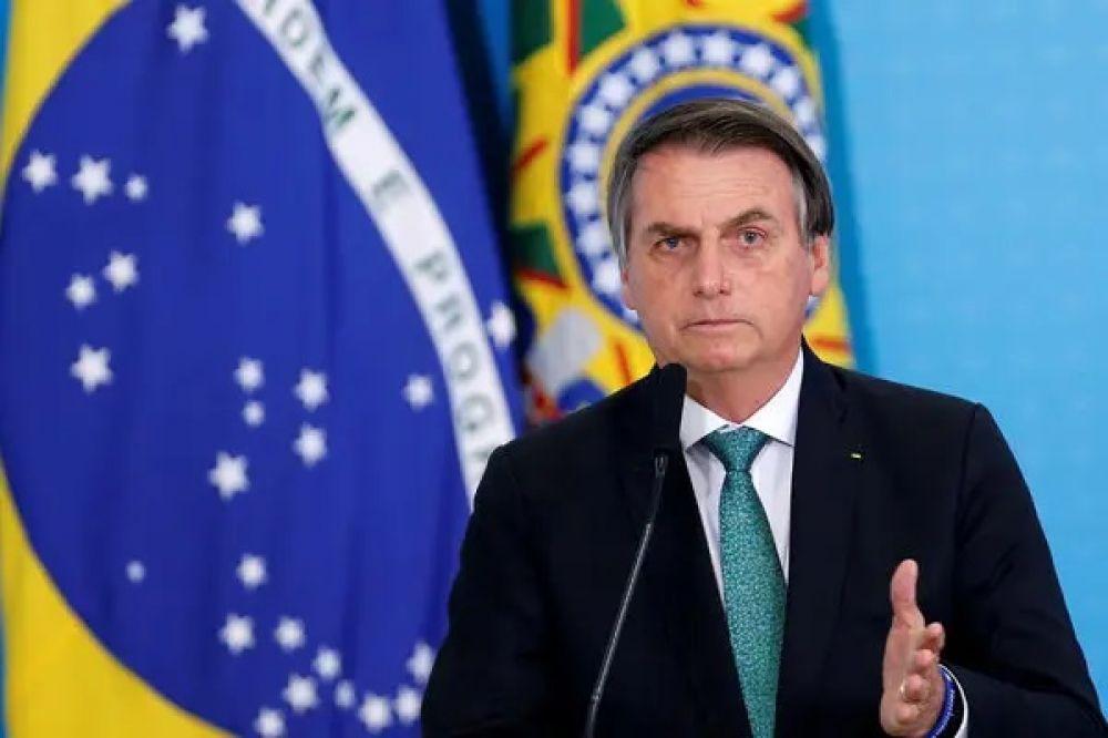 Bolsonaro minimizó a la pandemia: ¿Hasta cuándo van a llorar?