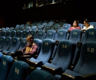 foto: Autorizaron la apertura de cines en Neuquén, Santa Fe y Salta