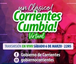 foto: Corrientes Cumbia Virtual y el Teko Chamamé con interesantes propuestas