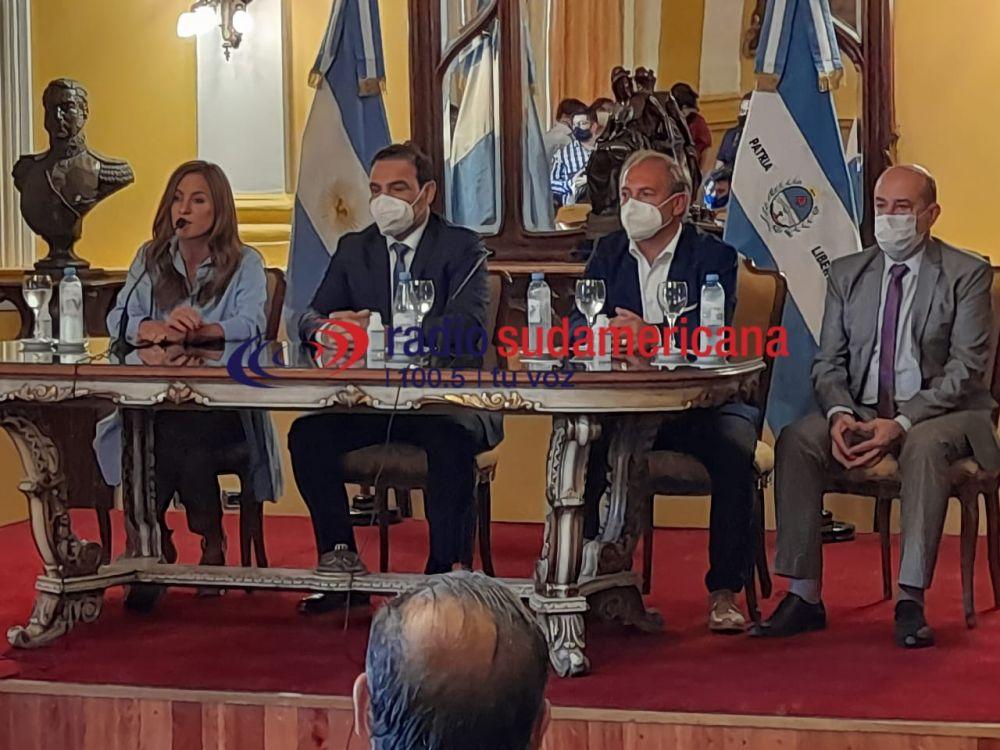 Nación y Provincia aplicarán en Corrientes el Plan AccionAR