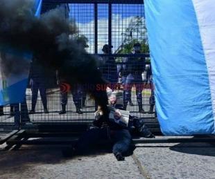 Fotos y videos: Así fue la fuerte represión en Formosa