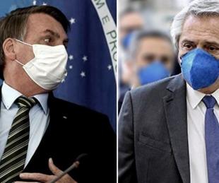 foto: Bolsonaro llegará el 26 de marzo en su primera visita a la Argentina