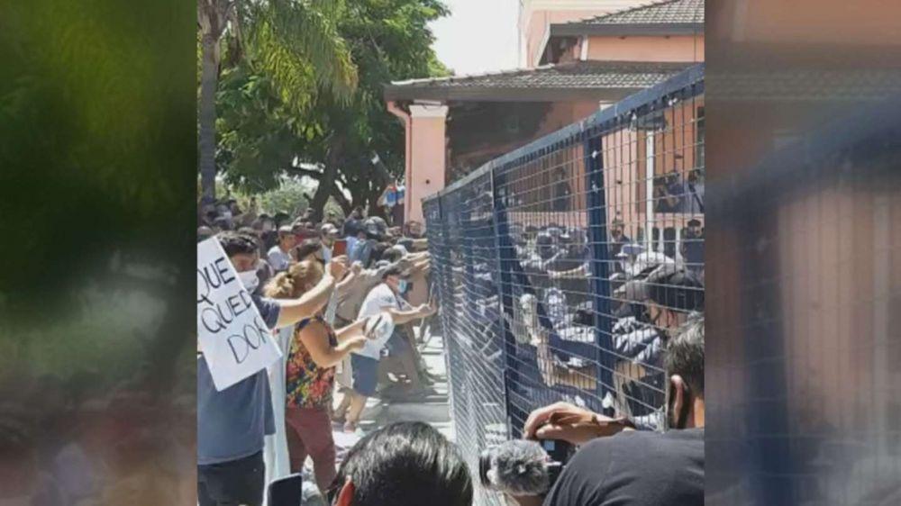Represión en Formosa: Una periodista detenida y concejales heridos