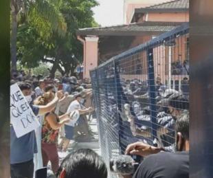 foto: Represión en Formosa: Una periodista detenida y concejales heridos