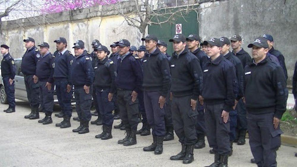 Policía: vacunarán a cerca de 1200 efectivos durante el fin de semana