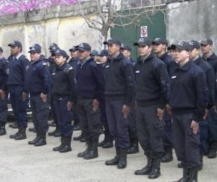 foto: Policía: vacunarán a cerca de 1200 efectivos durante el fin de semana