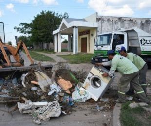 foto: El operativo de descacharrado continúa en la zona sur de la Ciudad