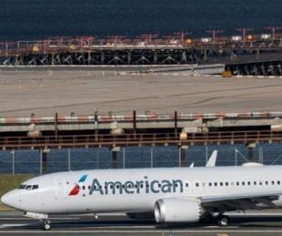 foto: Susto en el aire: pilotos apagaron un motor en pleno vuelo