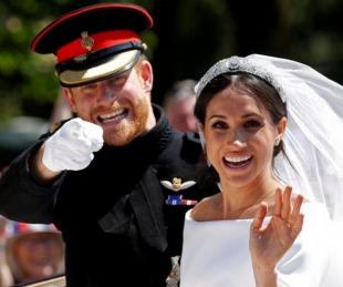 foto: Meghan Markle y el príncipe Harry podrían perder su realeza por una entrevista
