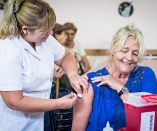 foto: COVID 19: Habilitaron más turnos para mayores de 65 y docentes