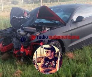 foto: Los graves antecedentes de tránsito de Matías Piattoni